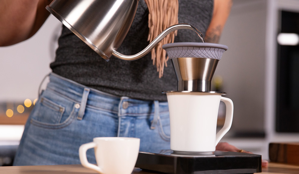 ESPRO's standout campaign for coffee lovers