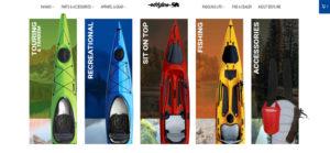 Eddyline Kayaks Home Page Kayaks