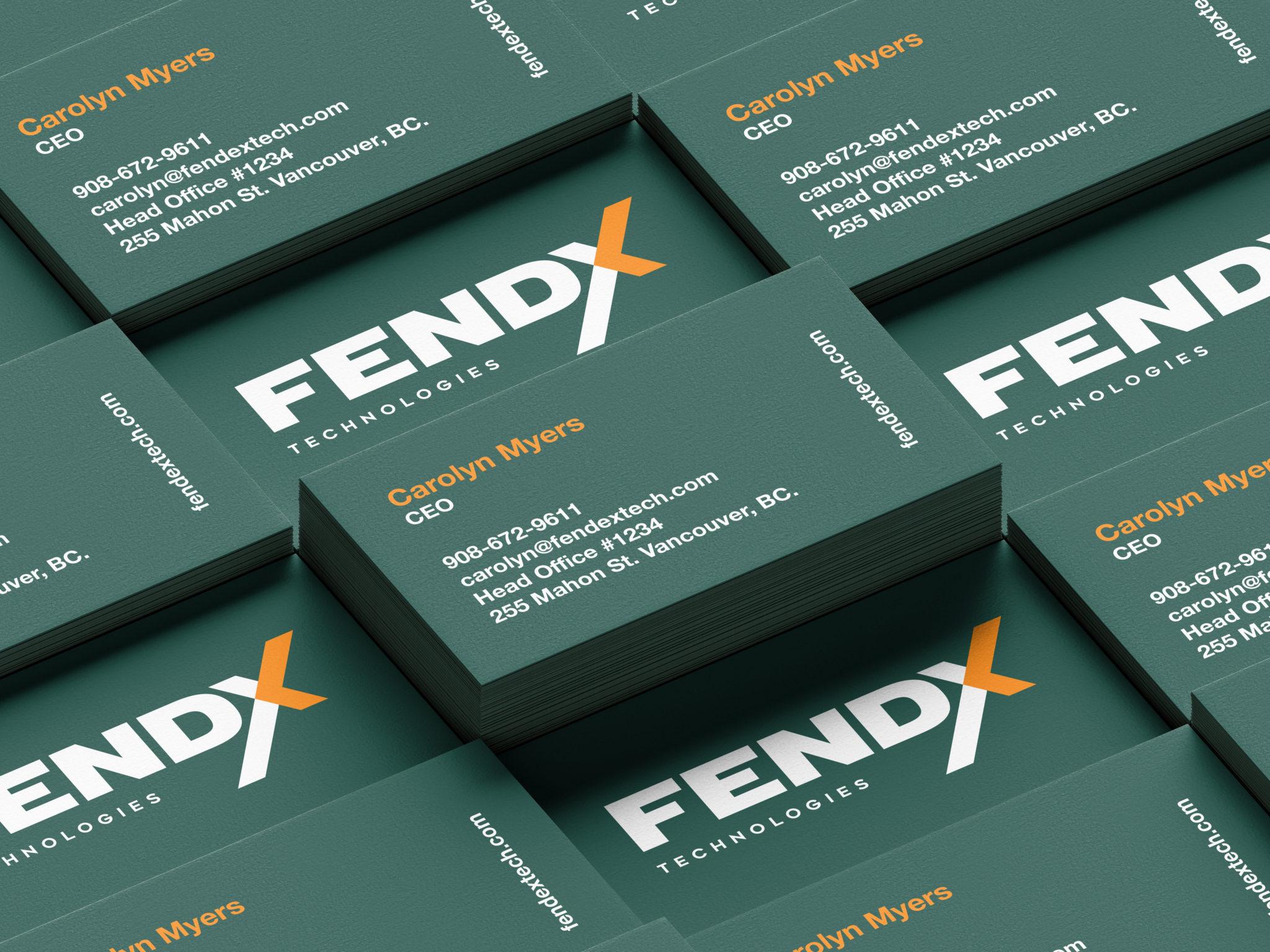 FendX Business Card